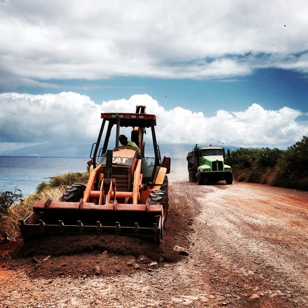 Honolua Bay truth excavation community project